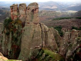 Belogradchik rocks by verulka