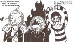SPOILER: Sanji is not amused by Bouzu-Hiso