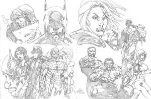 My Justice League by Atlas0
