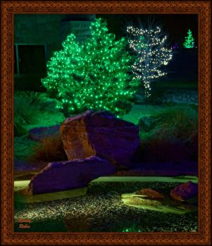 Scentsy Christmas Trees, HQ in Meridian, Idaho by Randy-Robin