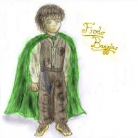 Frodo colour by xcrystalclearx