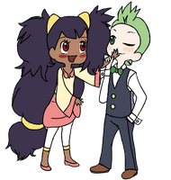 Wishfulshipping by We-Howl-at-the-Moon