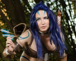 Woad Ashe Stalk - AR 2014 by DISC-Photography