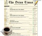 The Driss Times by Paularbear