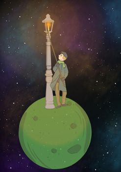 The little prince by marinalemon