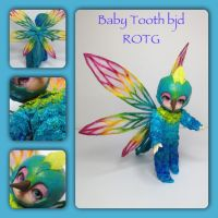 Baby Tooth bjd! by Aabenhuus