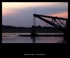 Water crane by Leconte