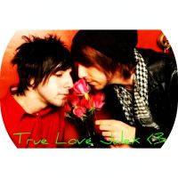 True Love Jalex by werealldead123
