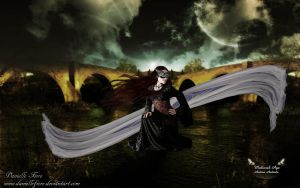 The Gothic Veil by DanielleFioreModel