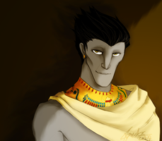 Egyptian Nightmares by Livori