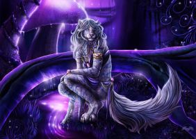 ...::: Starf1re89 -Exclusive-Commission- Magic Wor by Artali-Artist