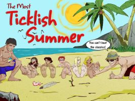 The Most Ticklish Summer cover by Dr-Willard