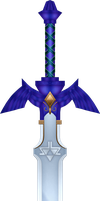 TP Master Sword by BLUEamnesiac