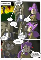 Kyo VS sonic exe page 17 by DiscoSaeba