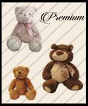 Teddy png pack by TinaLouiseUk