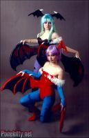 Succubi Beauties by pixiekitty