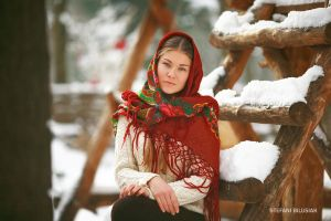 Ukrainian Winter by StefaChaotic