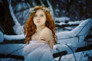 Spring is coming by Anna-Belash