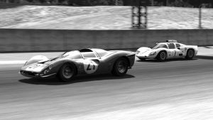 Racers of the 60's by MercilessOne