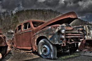 Scorched Steel IV by Logicalx