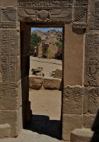 The gate to no where by Nile-Paparazzi