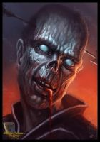 Male Zombie by RogierB