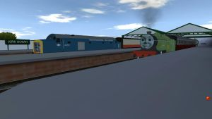 NWR Number 12 Eric and Diesel 40200 Patrick by Sergeant-Sunflower