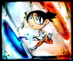Mini Chell - Portal by WalkingMelonsAAA