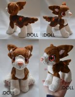 6 inch Kipa Plush by dot-DOLL