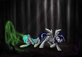 I won't leave you by MoonlightFL