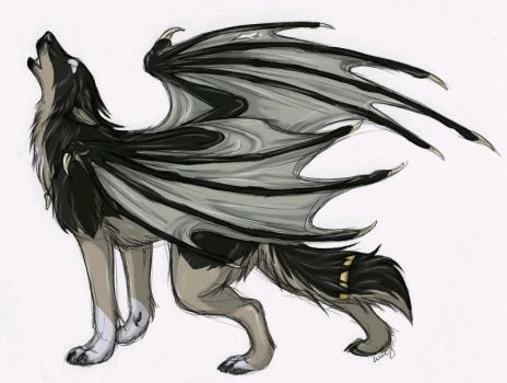 Midnight Howl by IsolatedHowl