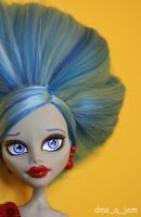 Custom Ghoulia Yelps by dmsajem