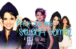 Selena Gomez PNG PACK by PinkAndBlueEditions