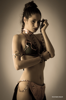 Slave Leia 21 by Darthsandr