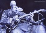 BB King by manohead