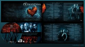 Manzana - CD cover by anatheme