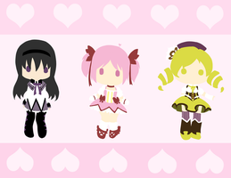 Madoka Magica by The-Infamous-TCT