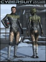 HFS CyberSuit Texture Expansion by DarioFish