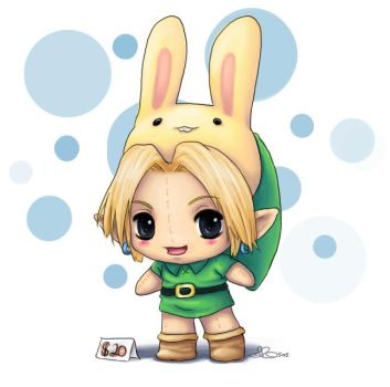Plushy Link by capsicum