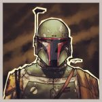 Boba Fett by jtp-art