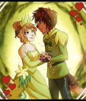 The Emma and the Pavot by Magic-Ray