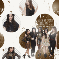 Fifth Harmony - PNG Pack by SwiftPs