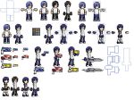 Drawn To Life Sprite Sheet by Shadow443