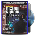 Mystery And Horror Tales Vol 3 by Jass8