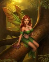 Fable Fairy by PRDart