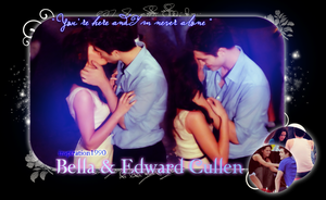 Bella and Edward Cullen... by feel-inspired