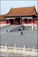 Forbidden City - 3 by Cleonor