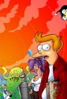 FUTURAMA by themico