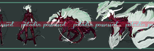 PALADIN POSSESSED adopt [CUSTOM] by ensoul
