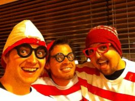 Which is the real Waldo?! by PatrickRGT92